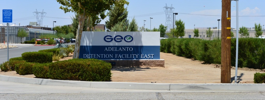Adelanto Detention Facility Visitation Denial
