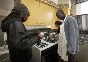 The Interfaith Committee for Detained Immigrants, an affiliate of CIVIC, operates the Marie Joseph House of Hospitality for Men in Cicero, Illinois, to provide food and shelter for men as an alternative accompaniment program.